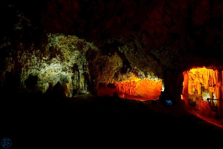 Blog Voyage Sardaigne - L'intérieur de la grotte de Neptune Alghero Sardaigne Italie