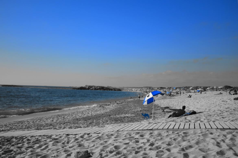 Le Chameau Bleu - Blog Voyage Sardaigne - Punta Is Aruttas Plage de Sardaigne - Coté Ouest
