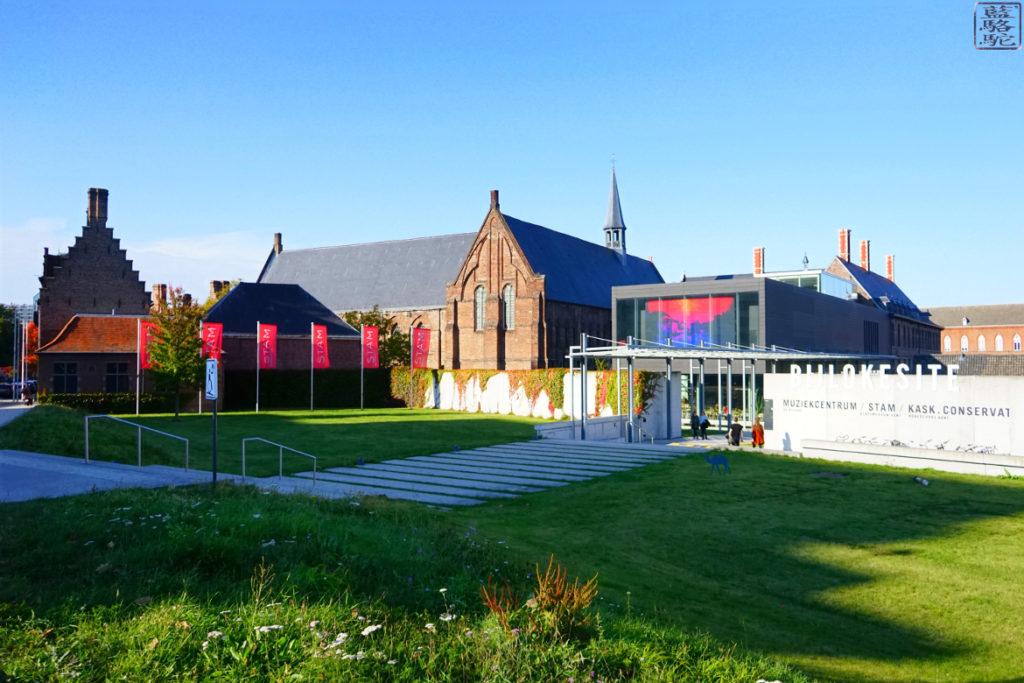 Le Chameau Bleu - Blog Voyage Gand Belgique- Musée de la ville le Stam à Gand