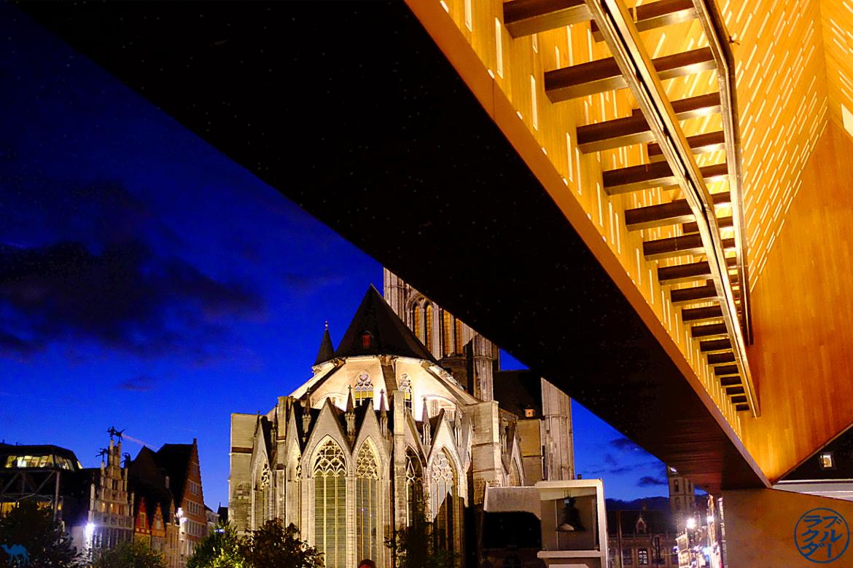 Le Chameau Bleu - Blog Gand Belgique - Halle de Gand