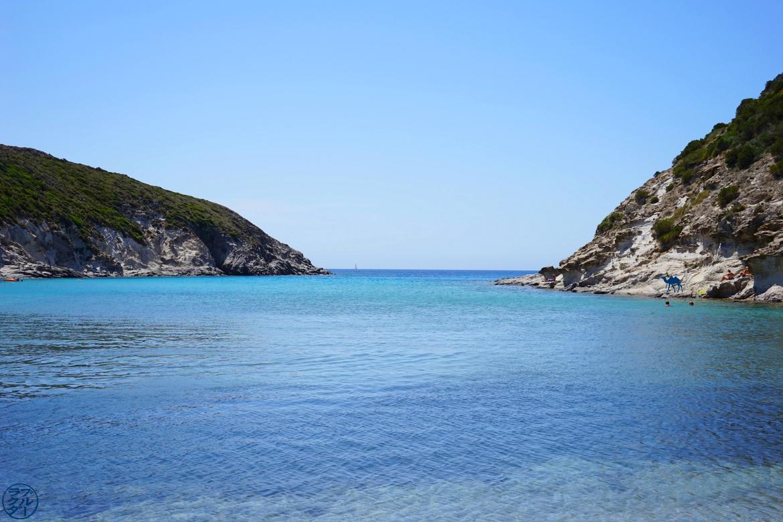 Le Chameau Bleu - Blog Voyage Sardaigne - CALA LUNGA Plage de Sardaigne Italie