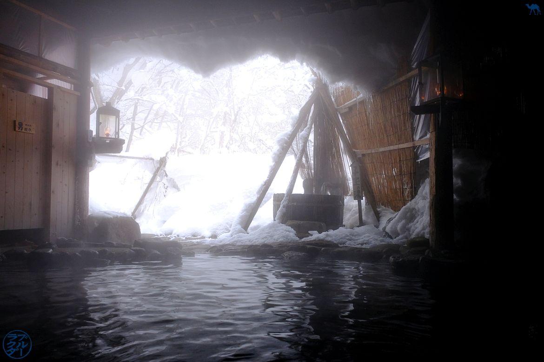 Le Chameau Bleu - Blog Voyage Japon Source thermale - Aoni Onsen dans le Tohoku dans le nord du Japon - Voyage