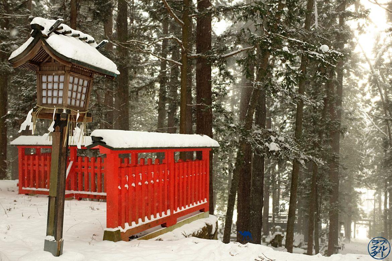 Sanctuaire Takayama Gifu - Vacances dans les alpes japonaises - Le Chameau Bleu Blog Voyage Takayama