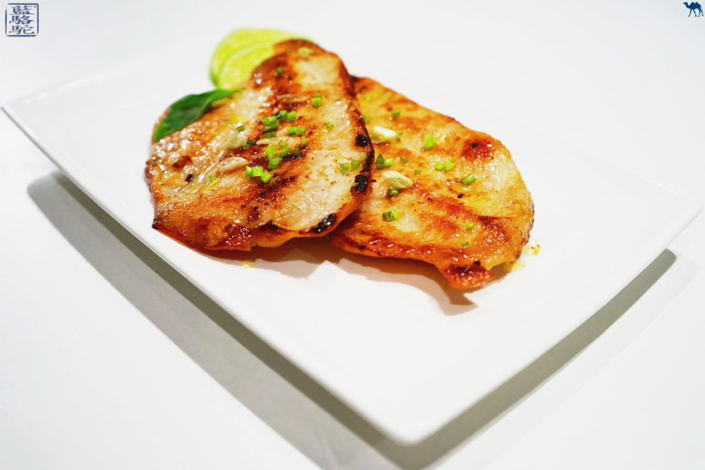 Le Chameau Bleu - Blog Cuisine et Voyage - Recette asiatique : Filet de Poulet snacké à la vietnamienne