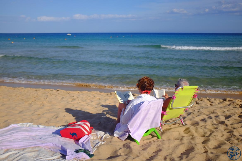 Le Chameau Bleu - Blog Voyage Sardaigne - Plage proche de Cagliari Sardaigne Italie