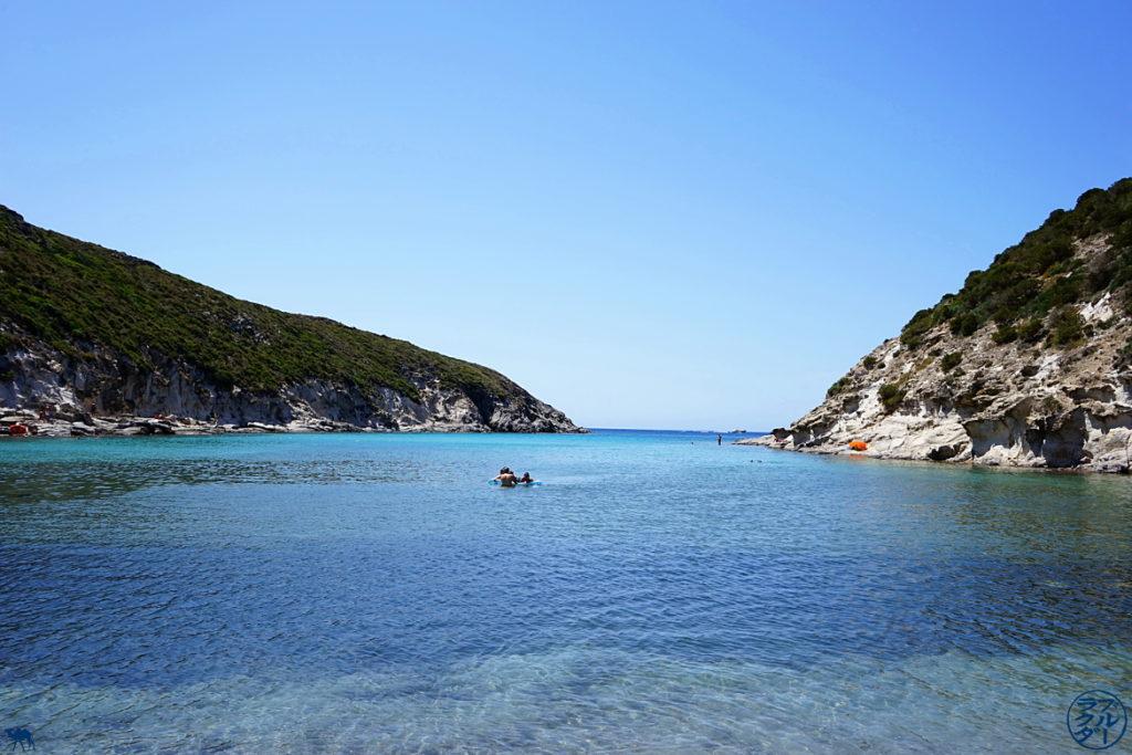 Le Chameau Bleu - Blog Voyage Sardaigne Calasetta- Plage de Casa Lunga Italie