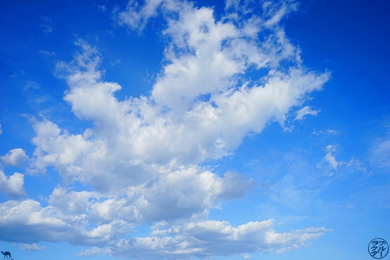 Le Chameau Bleu - Blog Voyage Calasetta Sardaigne - Ciel de Calasetta Italie