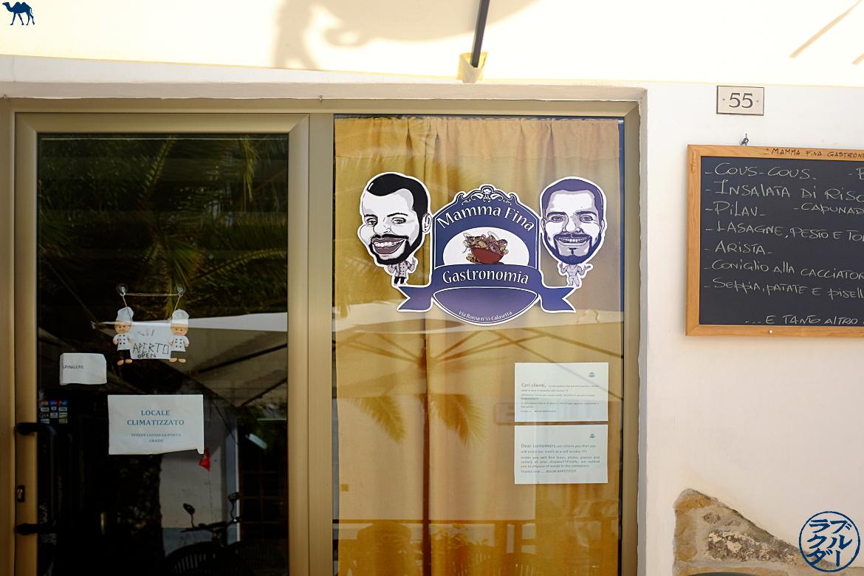 Le Chameau Bleu - Blog Voyage Sardaigne Calasetta- Mamma Fina Restaurant de Calasetta