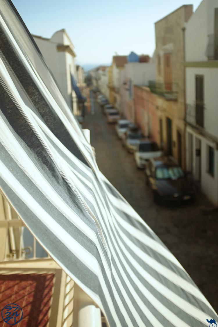 Le Chameau Bleu - Blog Voyage Sardaigne Calasetta- Maison de Calasetta