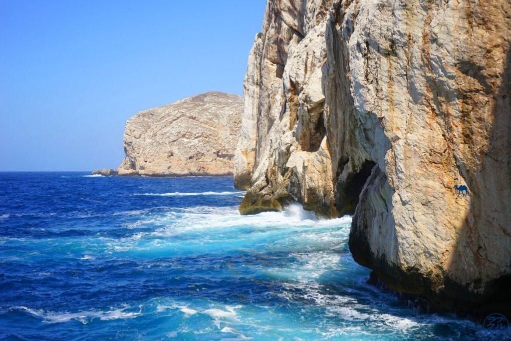 Le Chameau Bleu - Blog Voyage Sardaigne - Grotte di Nettuno Alghero Sardaigne - Grotte de Neptune