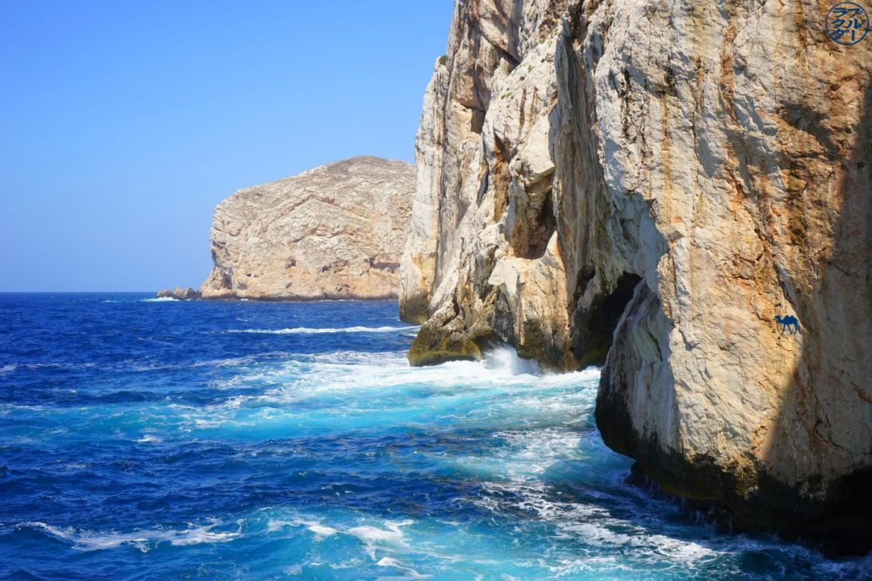 Le Chameau Bleu - Blog Voyage Sardaigne - La grotte de Neptune - Alghero Sardaigne