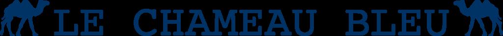 Logo Le Chameau Bleu - Blog Voyage et Gastronomie