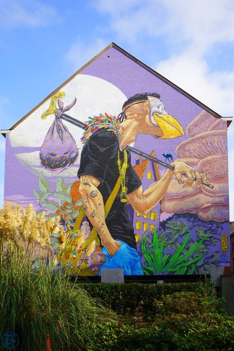Le Chameau Bleu - Blog Voyage Gand Belgique -The traveler - Gent Escapade à Gand en Belgique Gent Ghent