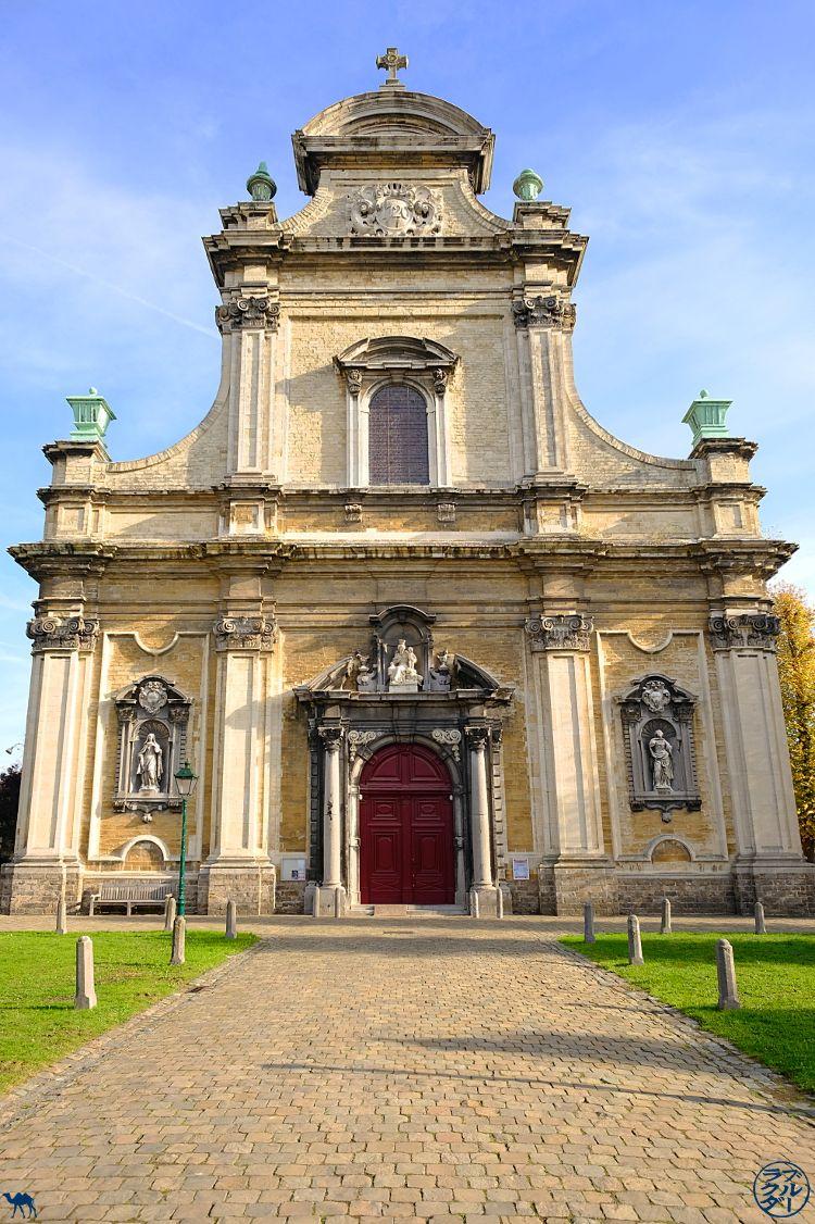 Belgique-Blog Gand-Eglise-Petit-Beguinage- Belgique