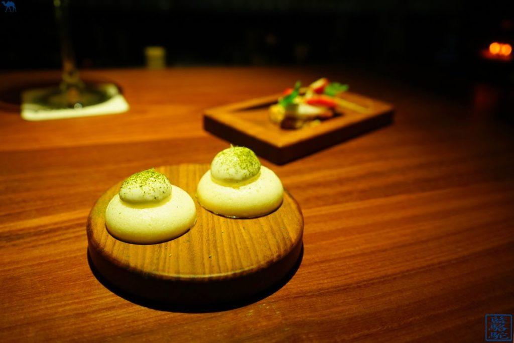 Le Chameau Bleu -Blog Voyage Restaurant Gand Belgique - Amuse Bouche Restaurant Volta - Virée en Belgique
