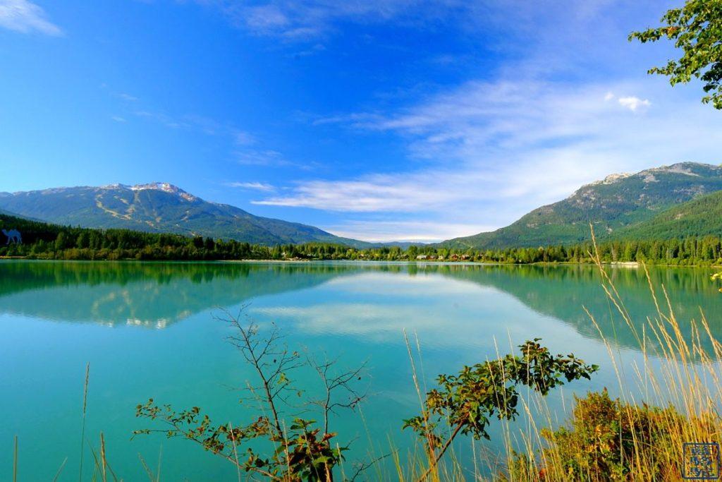 Le Chameau Bleu - Blog Voyage Canada Colombie Britannique - Green Lake - Canda - Colombie Britannique