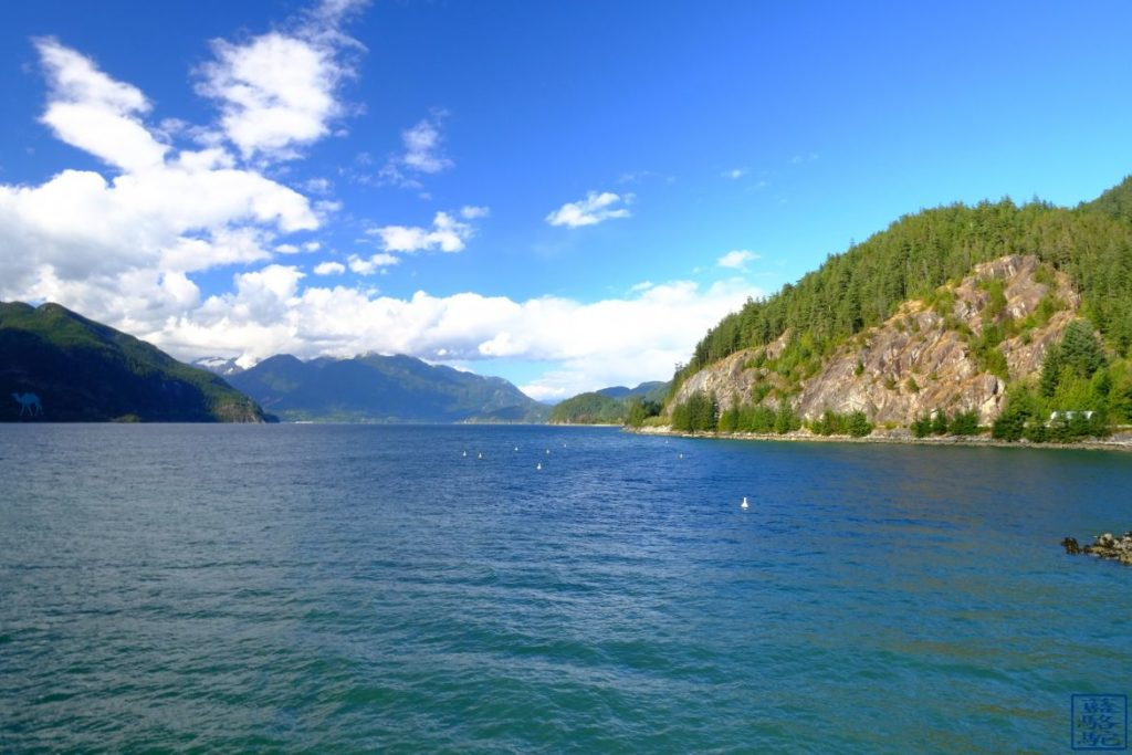 Le Chameau Bleu - Blog Voyage Canada Colombie Britannique - Porteau Cove Provincial Park