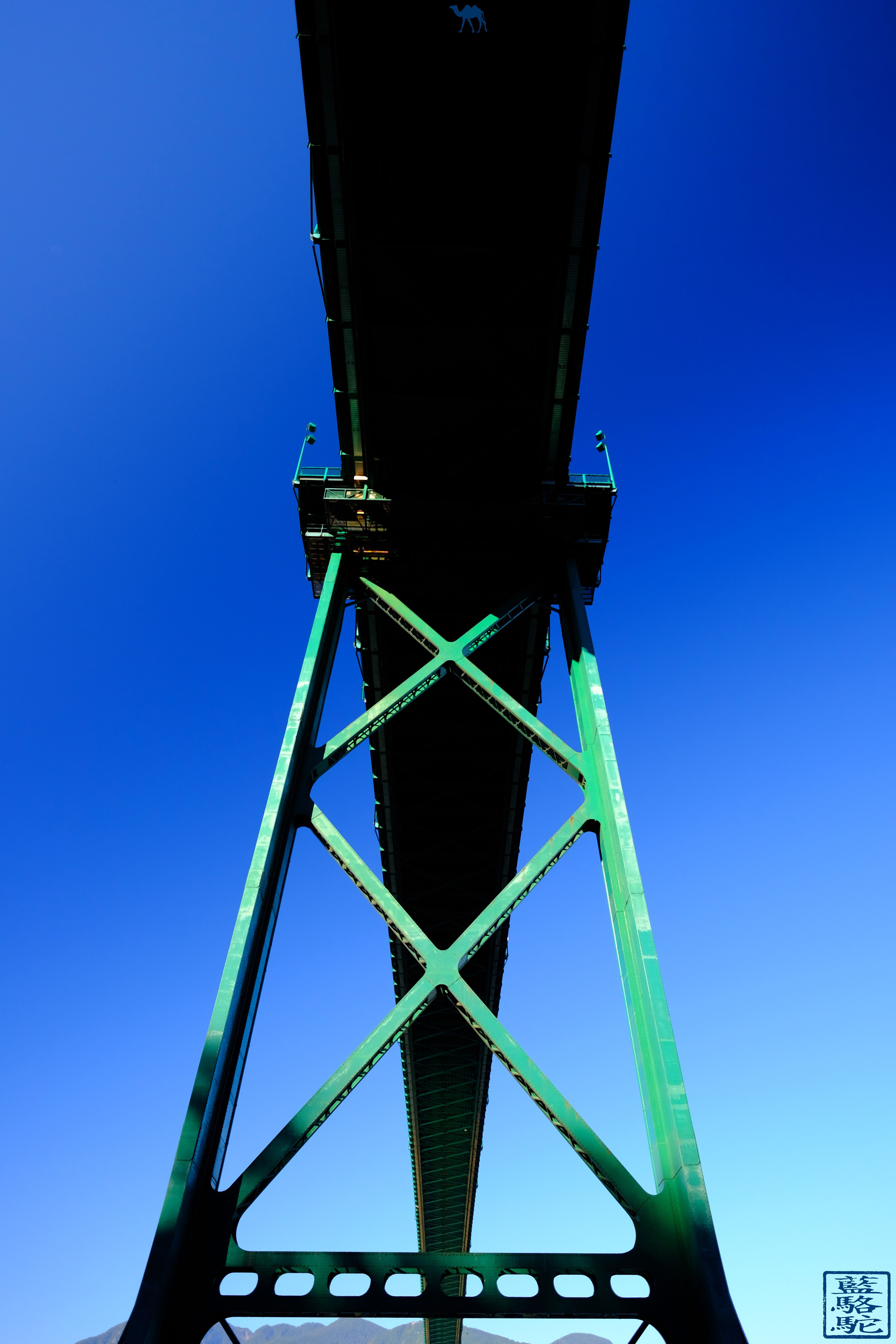 Le Chameau Bleu - Blog Voyage Vancouver Canada - Pont de Stanley Park - Vancouver
