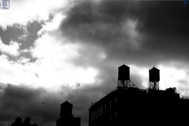 Blog Voyage New York City Citernes à eau sur les toits de New York - USA
