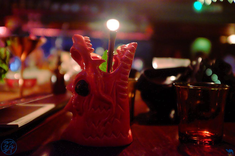 Blog Voyage Londres - Cocktail dragon de l'Opium Bar - Soho Londres - Bar Cocktail Londres