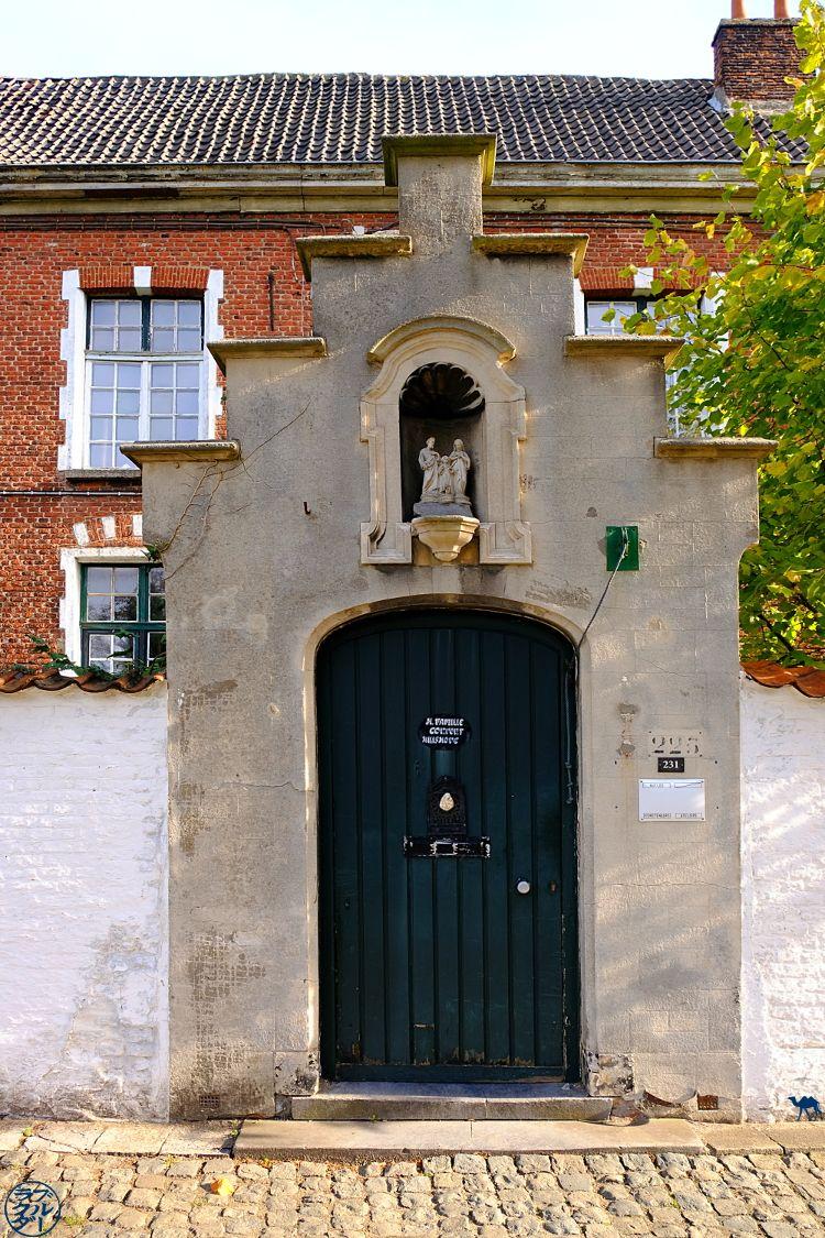 Le Chameau Bleu - Blog Gand Voyage - Beguinage Notre Dame Ter Hoyen
