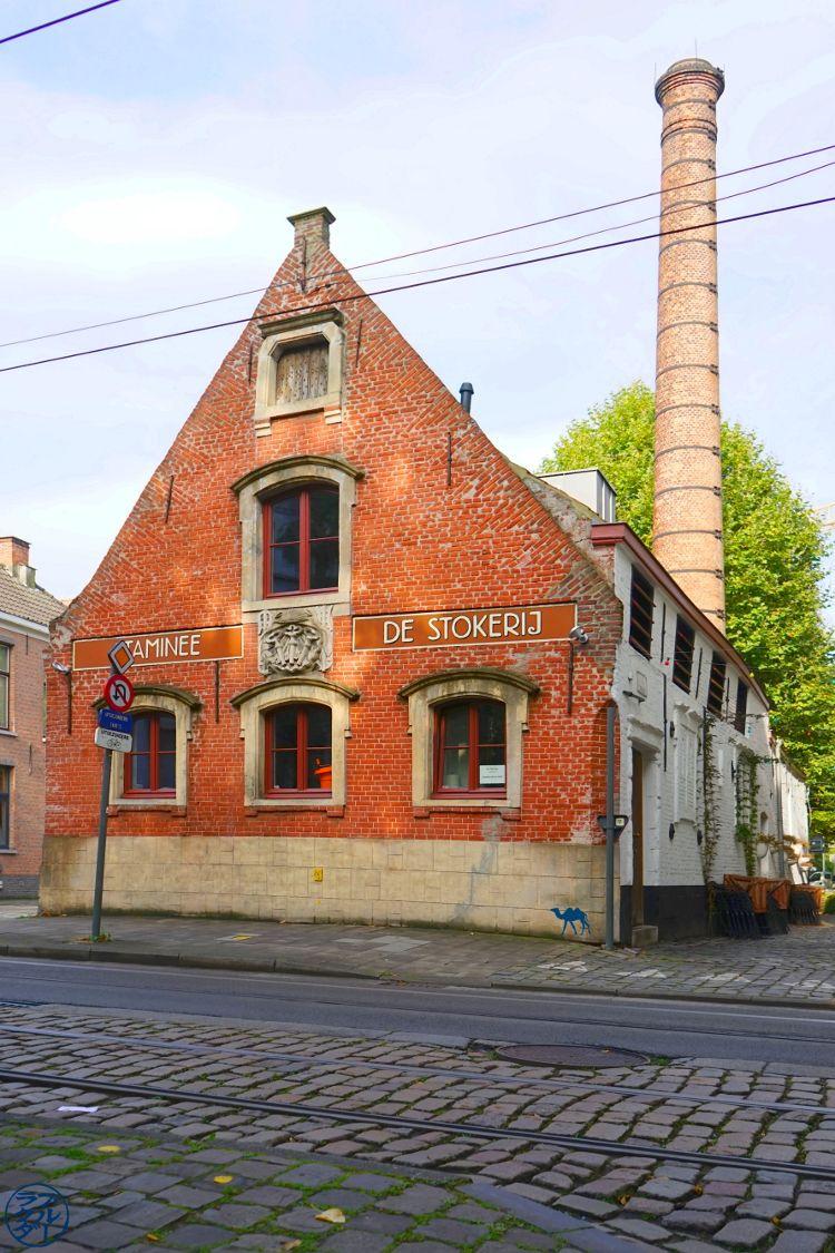 Blog Voyage Gand Belgique - Le restaurant de Stockerij à Gand Belgique Gent