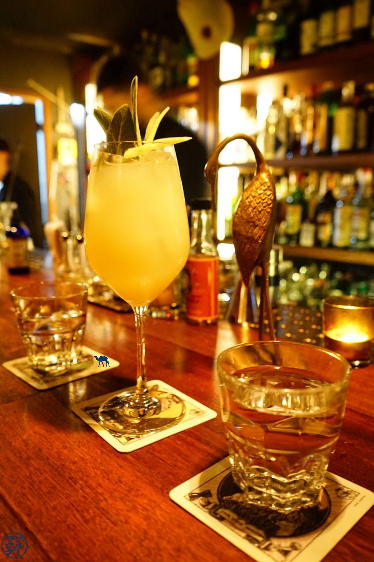 Le Chameau Bleu - Blog Voyage Gand Belgique - Cocktails du Jiggers Bar à Cocktails de Gand Belgique