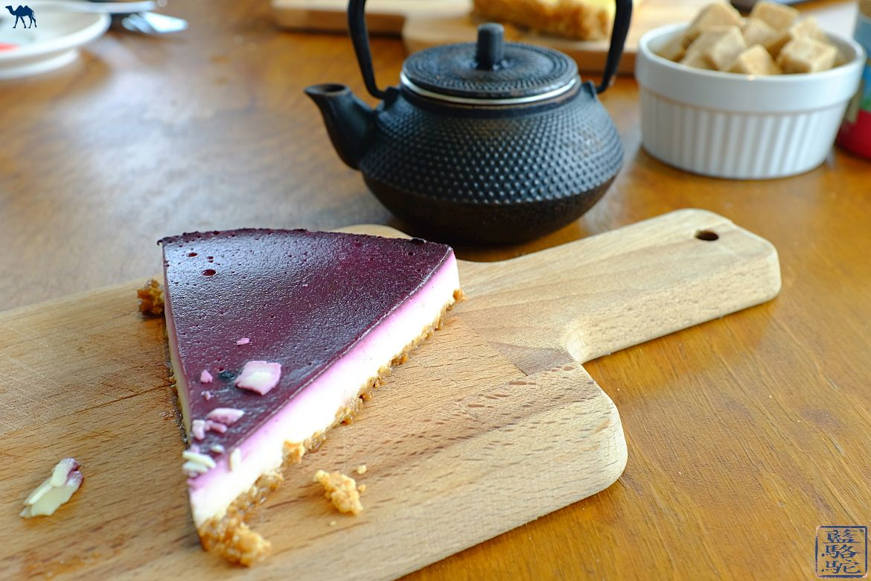 Le Chameau Bleu - Blog Voyage Gand Belgique - Tarte du Stam café - belgique - Ghent
