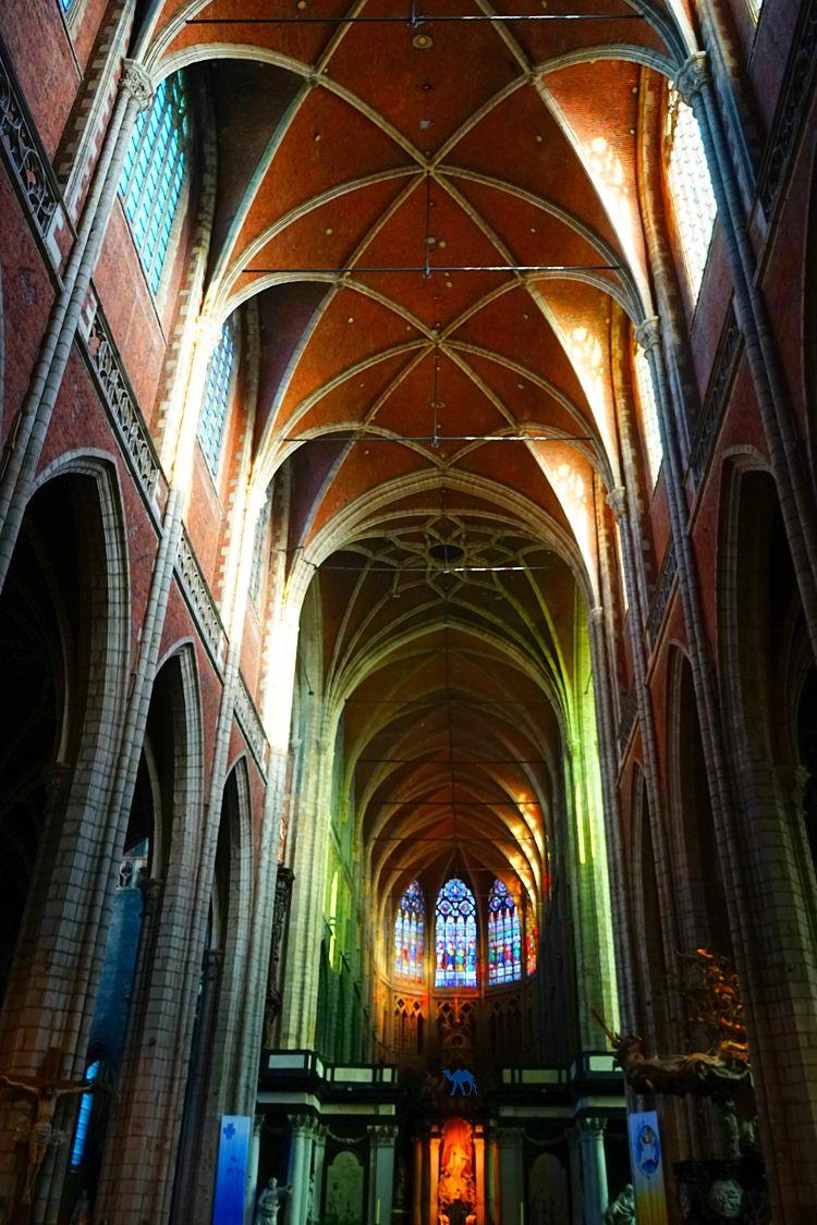 Le Chameau Bleu - Blog Voyage Gand Belgique - Gand Tourisme - Cathédrale Saint Bavon Gand Belgique - Gent Ghent