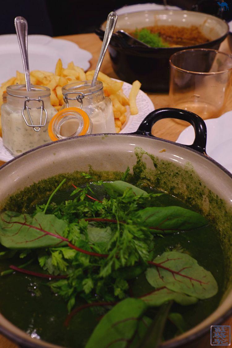 Le Chameau Bleu -Blog Voyage Restaurant Gand Belgique - Restaurant à Gand en Belgique - Bonne adresse belge