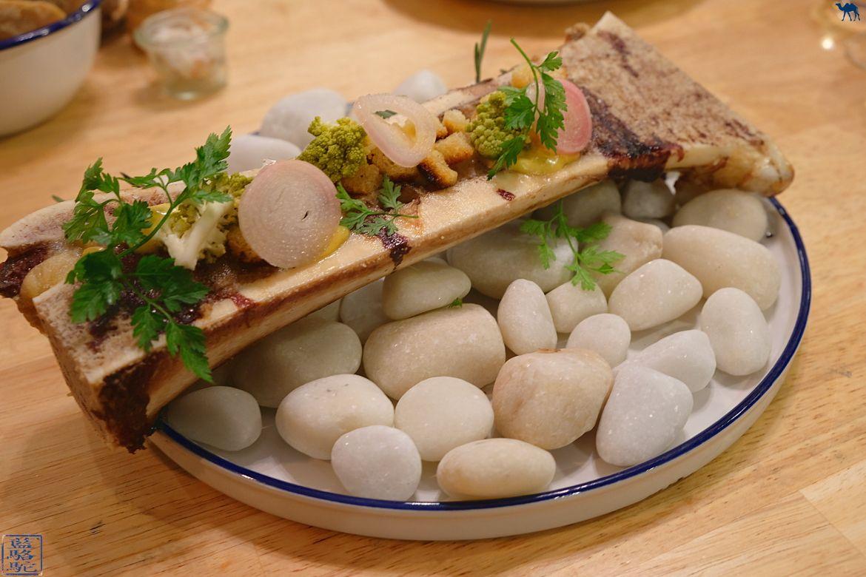 Le Chameau Bleu - Blog Voyage Restaurant Gand Belgique - Os à Moelle Chez Meme Gusta - Resto à Gand - Belgique