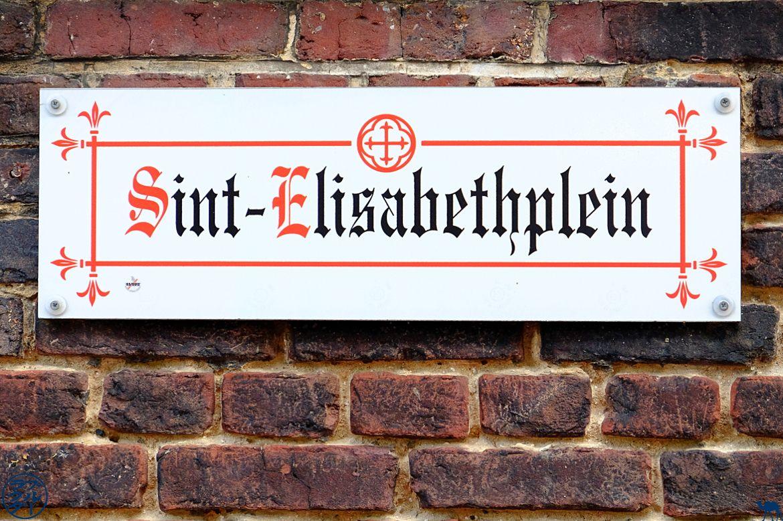 Le Chameau Bleu- Blog Gand-Beguinage-Sint Elisabethplein-Belgique
