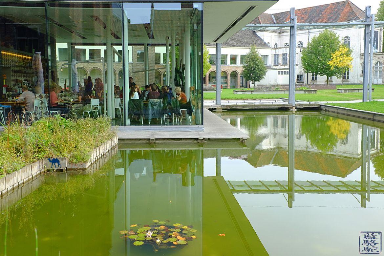 Le Chameau Bleu - Blog Voyage Gand Belgique - Stam Cafe - Ghent Stadsmuseum- Gand Belgique