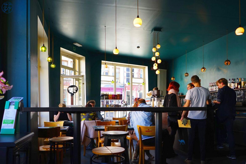 Le Chameau Bleu - Blog Voyage Gand Belgique - Salle du Simons Says Brasserie à Gand Belgique Gent