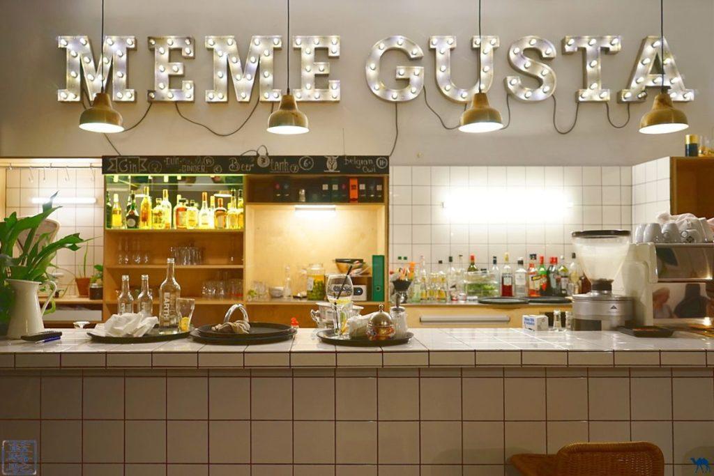 Le Chameau Bleu - Blog Voyage Restaurant Gand Belgique - Restaurant Mémé Gusta Gand Belgique - Week end En Belgique