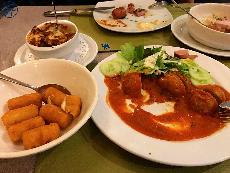 Le Chameau Bleu - Blog Voyage Gand Belgique - Repas De Lieve Restaurant à Gand Belgique Flandres