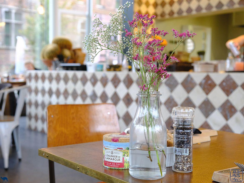Le Chameau Bleu - Blog Voyage Gand Belgique - Décor du STAM Café - Ghent - Gand - Belgique