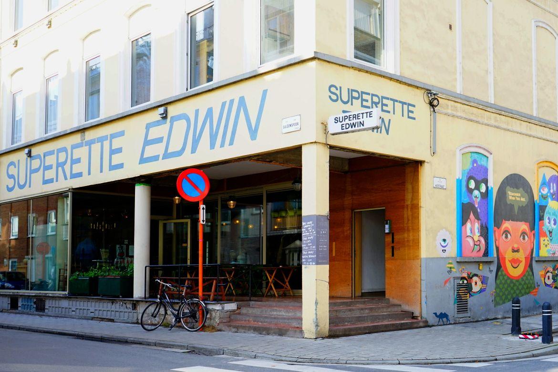 Le Chameau Bleu - Blog Voyage Gand Belgique - Gand Tourisme - Restaurant Supérette à Gand Belgique