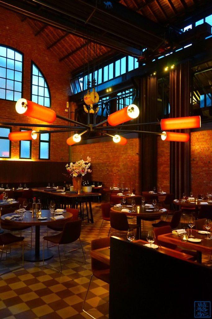 Le Chameau Bleu -Blog Voyage Restaurant Gand Belgique - Restaurant gastronomique Volta Gand - Ghent - Belgique