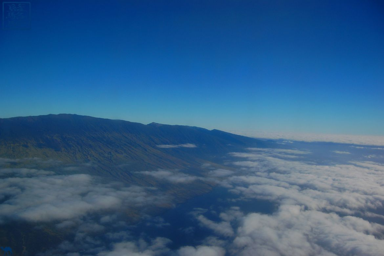 Le Chameau Bleu - Blog Voyage Hawaii - Instantanés d'Hawaii - Séjour à Hawaii Hawaii vue du Ciel
