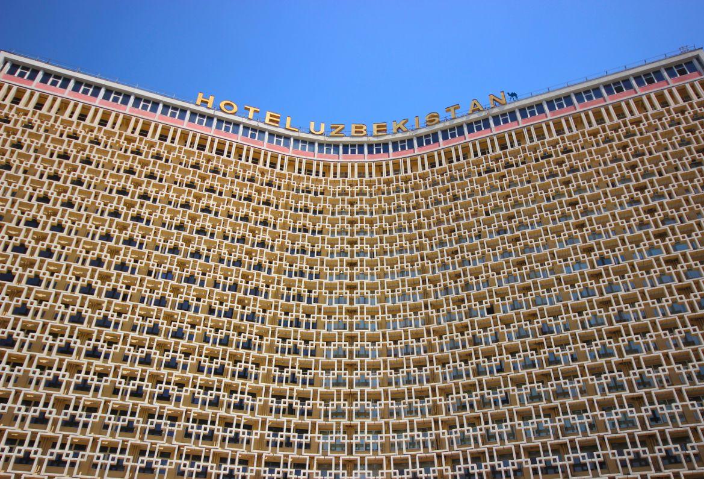 Hotel à Tashkent - Voyage Ouzbekistan
