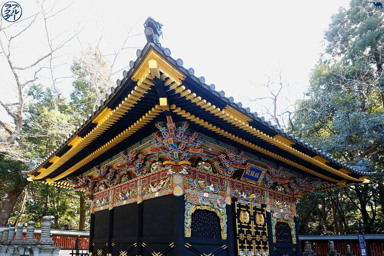 Le Chameau Bleu - Blog Voyage Sendai Japon - Découverte du Mausolée de Zuihoden à Sendai- Séjour dans le Tohoku
