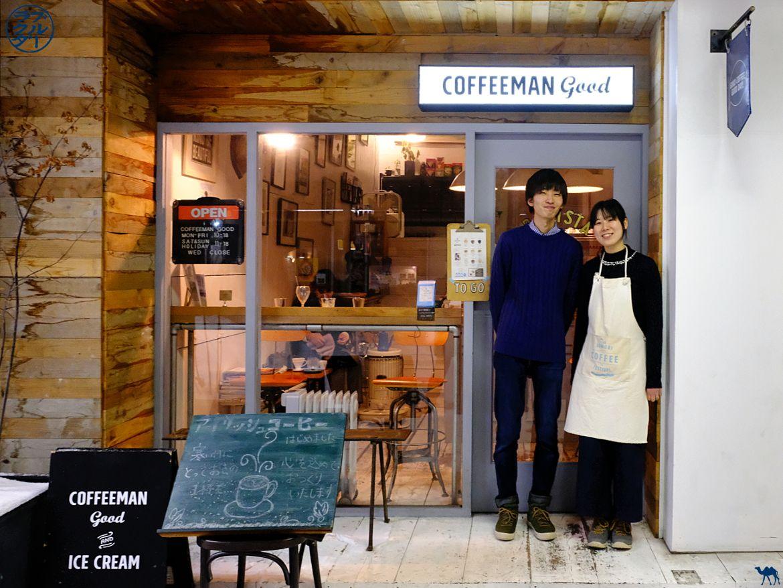 Le Chameau Bleu - Blog Voyage Aomori Japon - Coffeemann good- Adresse a Aomori Tohoku Japon