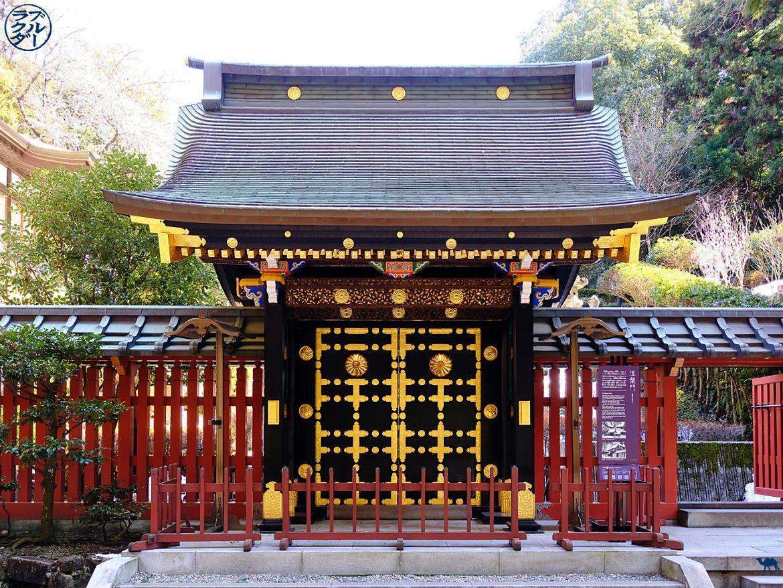 Le Chameau Bleu - Blog Voyage Sendai Japon - Visite à faire à Sendai - Mausolée de Zuihoden