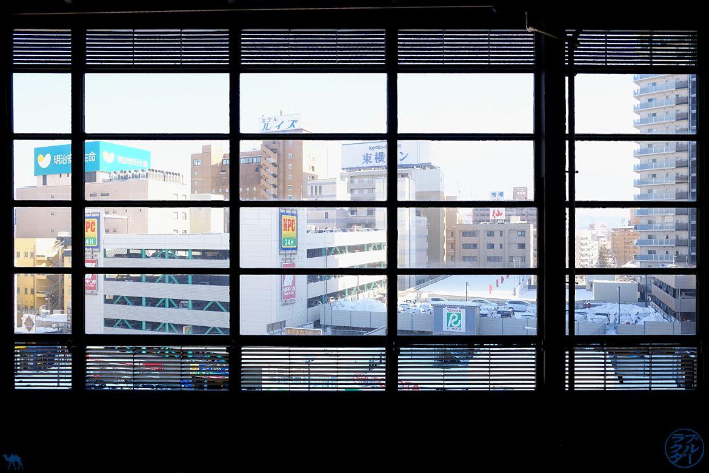 Le Chameau Bleu - Gare de Mrioka - Tohoku - séjour au Japon