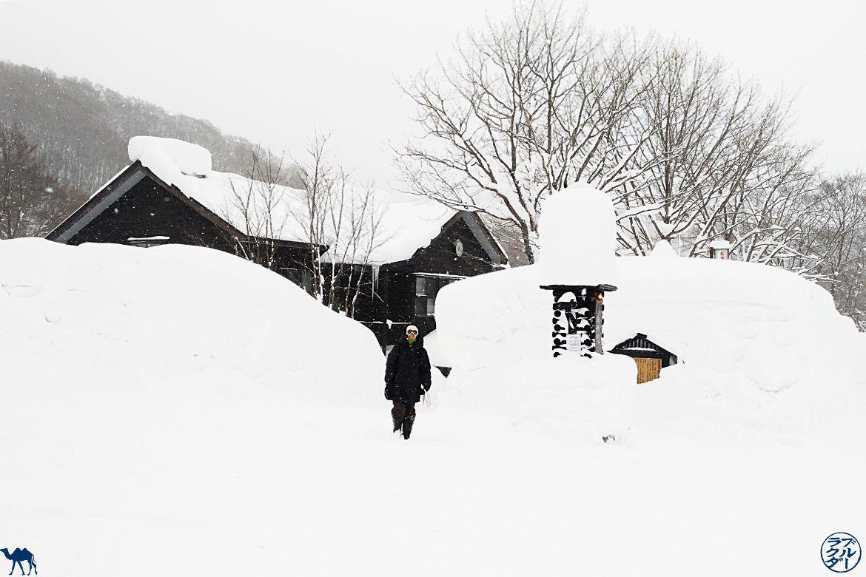 Le Chameau Bleu - Blog Voyage Japon - Nyuto Onsen dans la préfecture d'Akita Japon