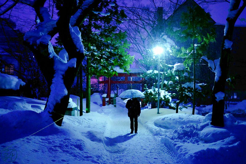 Le Chameau Bleu - Blog Voyage Tohoku Japon - Jardin et temple d'Aomori Tohoku - Voyage au Japon