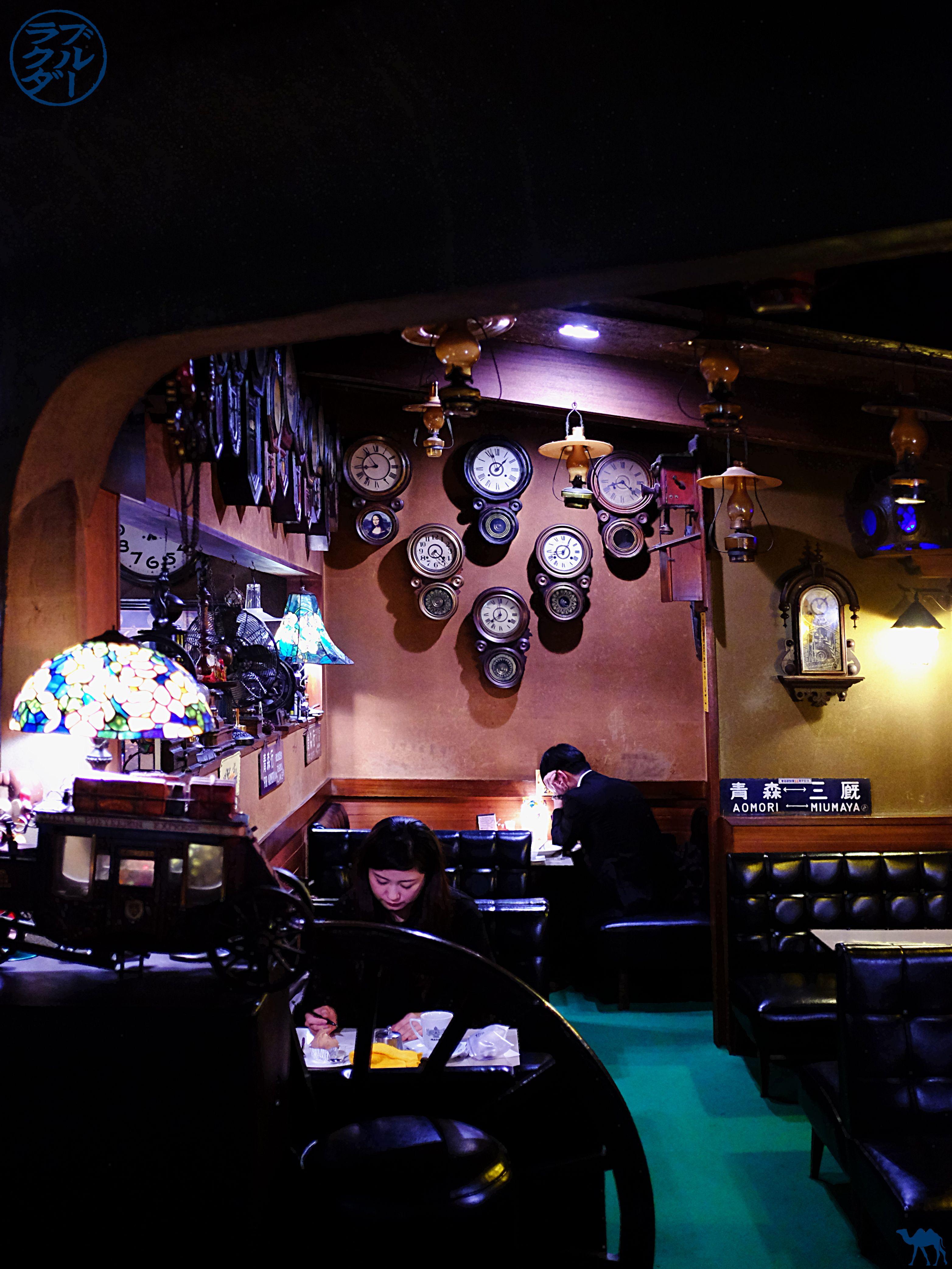 Le Chameau Bleu - Blog Voyage Japon - Coffee Pol - Adresse a Aomori Tohoku Japon