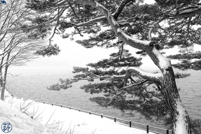 Le Chameau Bleu - Blog Voyage Japon - Lac Tazawa dans le Tohoku Voyage au Japo