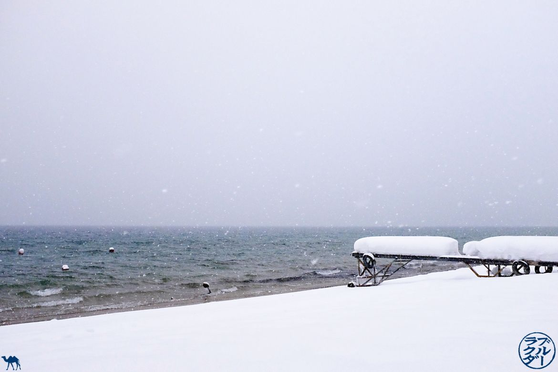 Le Chameau Bleu - Blog Voyage Japon - Préfecture d'Akita - Voyage au Japon - Lac de Tazawako